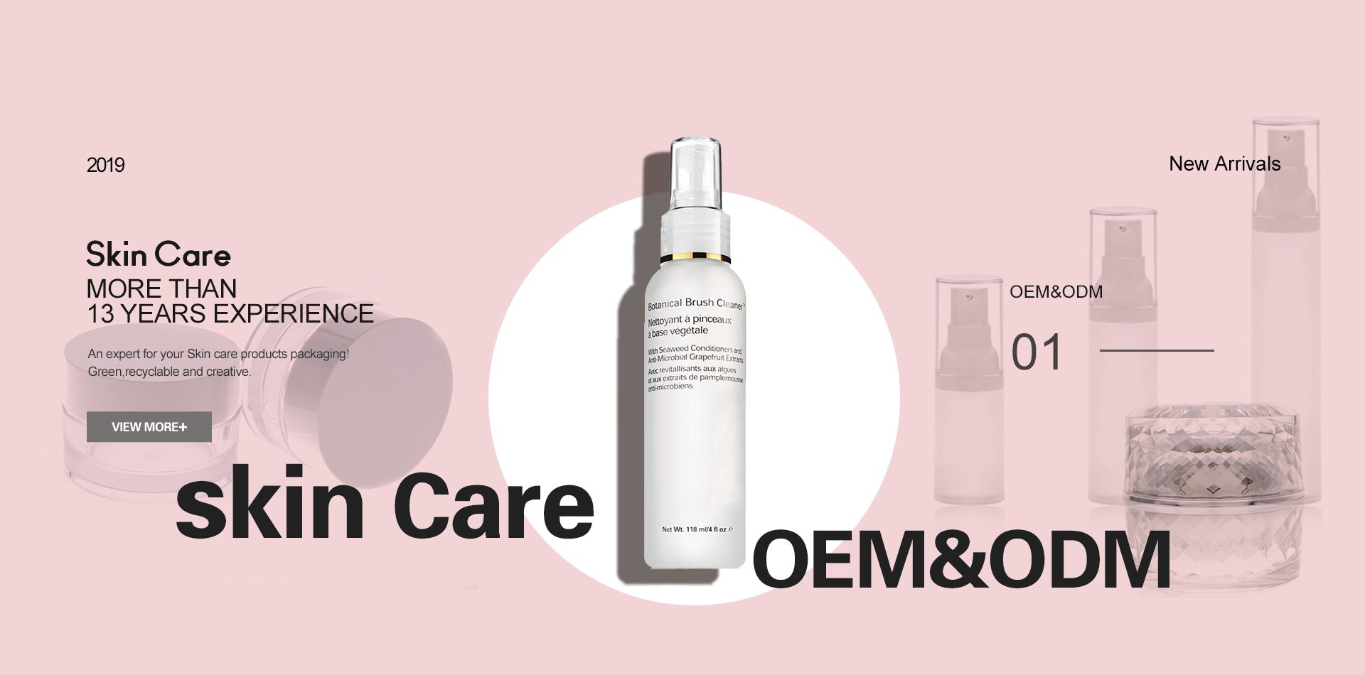Well Dragon High Ability Of Oem Odm Design And Manufacture Experienced And Specially In Cosmeics Skin Care Series Packaging